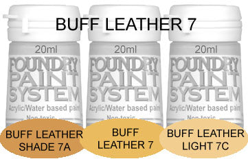 COL007 - Buff Leather