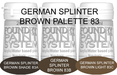 COL083 - German Splinter Brown