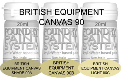 COL090 - British Equipment Canvas