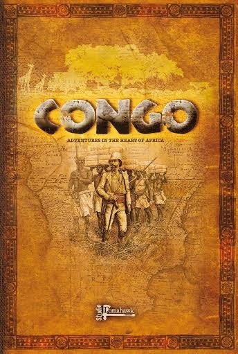 CONGO - Adventures in the Heart of Africa