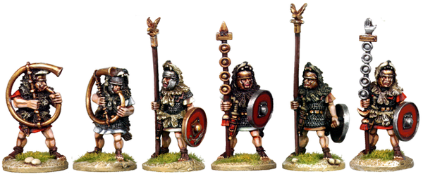 CR018 - Legionary Command