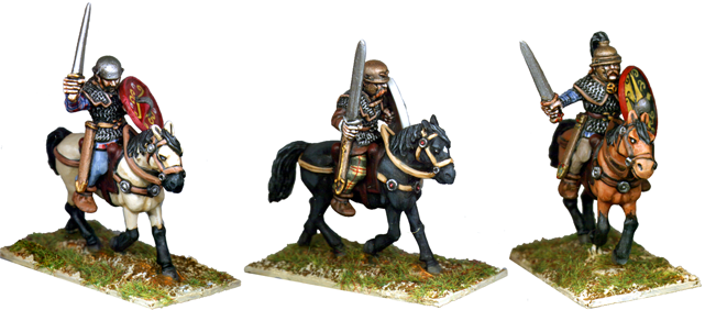 CR036 - Gallic Cavalry 2