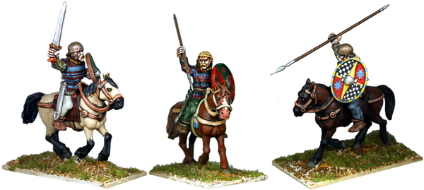 CR037 - Gallic Cavalry 3