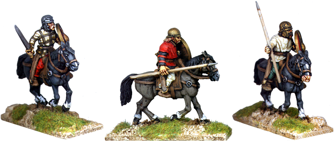CR038 - Gallic Cavalry 4