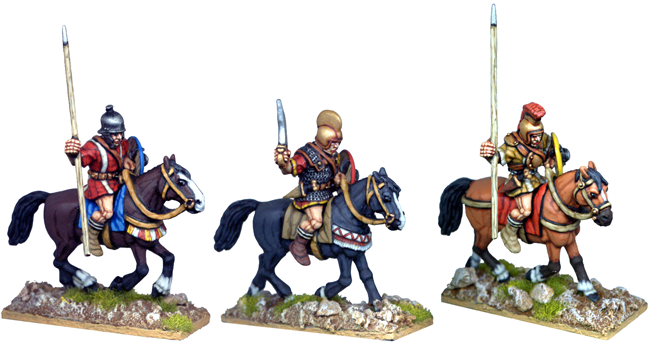 CR047 - Spanish Cavalry 1