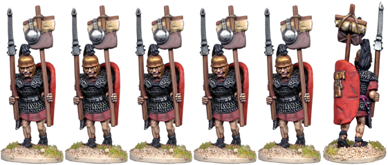 CR057 - Legionaries Marching