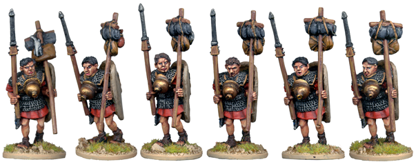 CR058 - Legionary Characters Marching