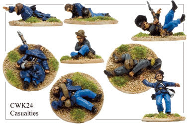 CWK024 Infantry Casualties