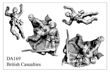 DA169 British Casualties