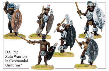 DA172 Zulu Warriors
