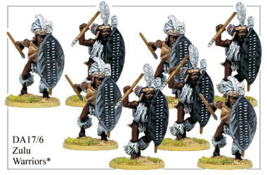 DA176 Zulu Warriors