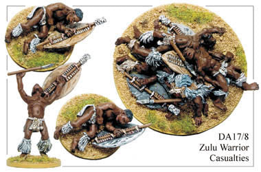 DA178 Zulu Casualties