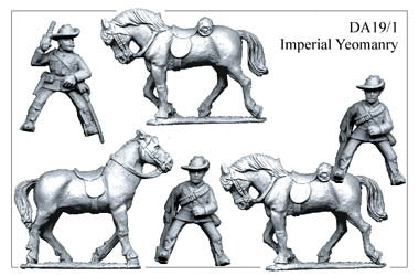 DA191 Imperial Yeomanry/Volunteers
