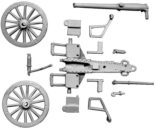 DA195 British 15pdr Field Gun