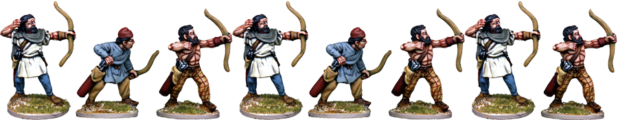 DS004 - Dacian Archers
