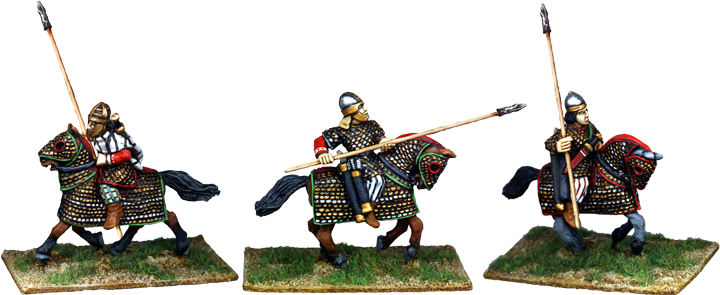 DS006 - Sarmatian Cataphracts