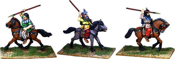 DS007 - Dacian, Sarmatian or Germanic Cavalry