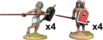 E012 - Egyptian Chariot Runners 2
