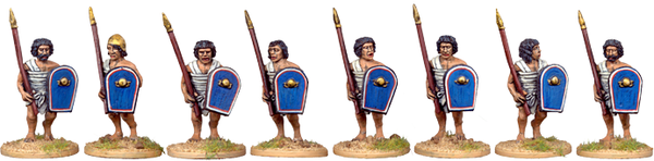 E014 - Egyptian Spearmen 2