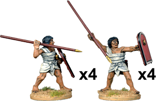 E015 - Egyptian Spearmen 3