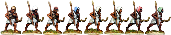E017 - Egyptian Spearmen 5
