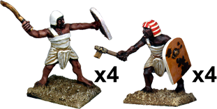 E019 - Egyptian Infantry
