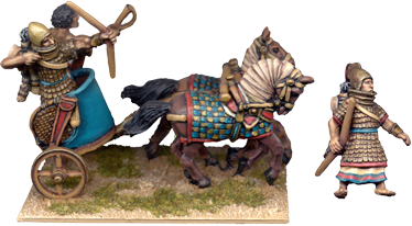 E031 - Egyptian Armoured Chariot