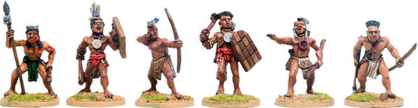 EA001 - Southern Tribes Indians