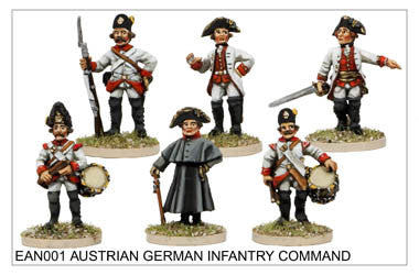 EAN001 German Infantry Command