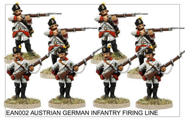 EAN002 German Infantry Firing Line