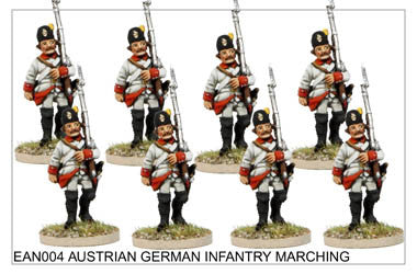 EAN004 German Infantry Marching