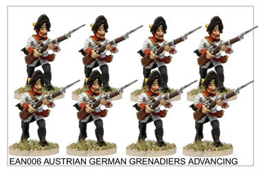 EAN006 German Grenadiers Advancing