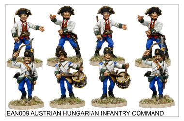 EAN009 Hungarian Infantry Command