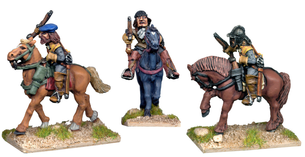 ECW026 -  Scottish Medium Cavalry
