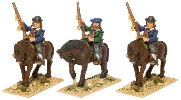 ECW029 - Scottish Dragoons
