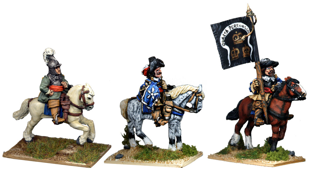 ECW002A - Cavalry Command