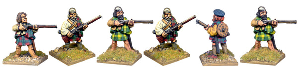 ECW057 - Highlanders With Muskets