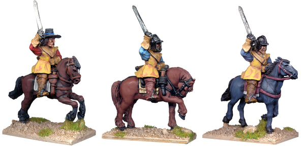 ECW064 - Cavalry Charging