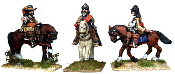 ECW006 - Mounted Officers