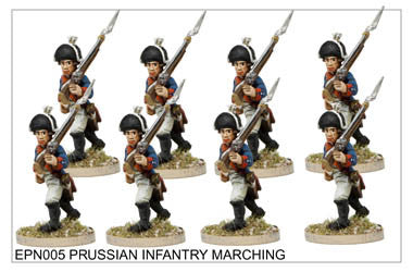 EPN005 Infantry Marching