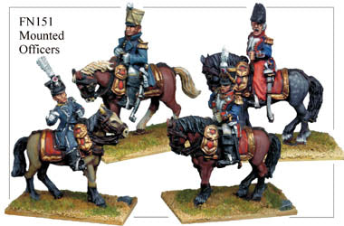 FN151 - Mounted Infantry Officers