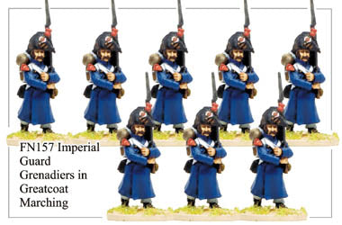 FN157 - Imperial Guard Grenadier Command In Campaign Dress