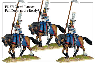 FN271 - Imperial Guard In Full Dress Lancers