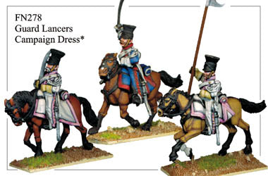 FN278 - Campaign Dress Guard Lancers