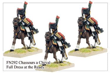 FN292 - Imperial Guard Chasseurs A Cheval
