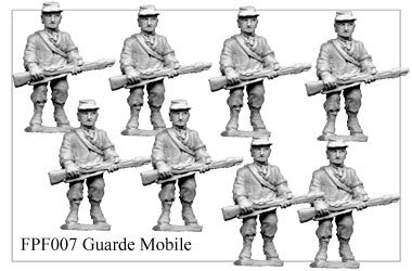 FPF007 French Guarde Mobile