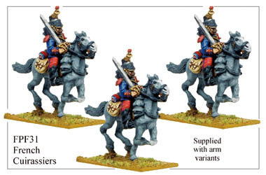 FPF031 French Cuirassiers