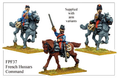 FPF037 French Hussars Command