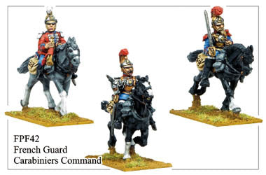 FPF042 French Guard Carabiniers Command