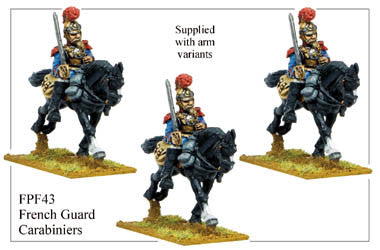 FPF043 French Guard Carabiniers